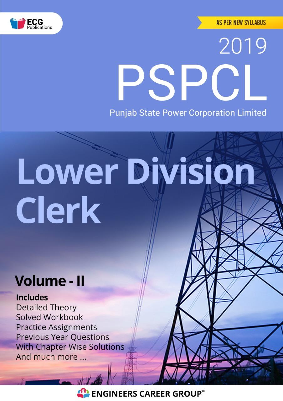 PSPCL LDC Volume II