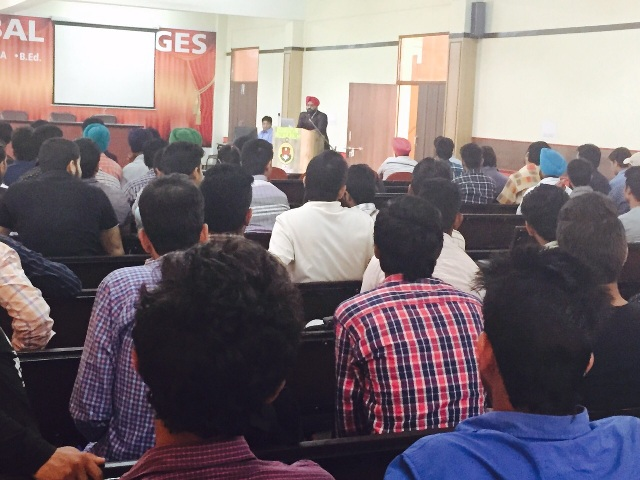 Career Guidance Program at Indo Global Colleges