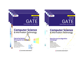 GATE CSE Engineering Books
